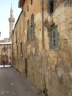 Old town in Gaziantep