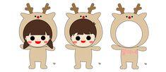 크리스마스 환경구성 도안 : 네이버 블로그 School Art Projects, Art School, Kids Studio, Cute Stickers, Scooby Doo, Panda, Christmas Crafts, Family Guy, Classroom