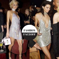 Fashion Faceoff: Kendall Jenner channels Paris Hilton as she brings in her 21st Birthday
