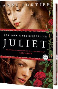 """Another great mix of history and fiction. Fortier uses historical Sienna as a backdrop for her novel. She bases most of her inspiration from the first version of """"Romeo and Juliet"""" written by an Italian author in 1340. This is a fantastic read."""