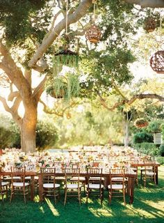 Oh we could definitely see these decorations here at the Ranch! #ido #outdoors