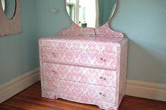 damask dresser = wow