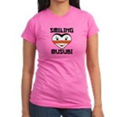 Smiling Musubi T-Shirt #spam #smilingmusubi #hawaiian   Www.smilingmusubi.wordpress.com Www.cafepress.com/SmilingMusubi