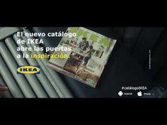 Abre la puerta a la inspiración con el #CatálogoIKEA - YouTube