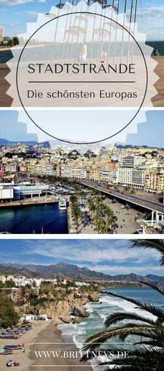 Urlaub am Strand und in der Stadt. In Europa geht das. Die perfekte Reise an die schönsten Stadtstrände in Europa. #Europareise #Stadtstrand #Reisetipp