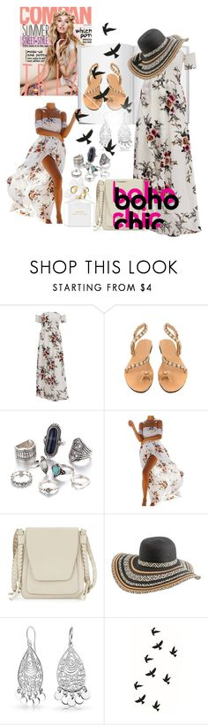 """""""Untitled #5821"""" by princhelle-mack ❤ liked on Polyvore featuring Elena Ghisellini, Rip Curl, Bling Jewelry and Marc Jacobs"""
