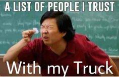 Funny! #Truck #Meme