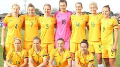 Glorious detail from The Women's Game here on #Matildas squad for #Rio2016. #GoMatildas!