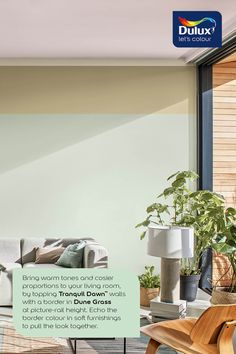 Using Dulux Colour of the Year 2020 Tranquil Dawn in your home