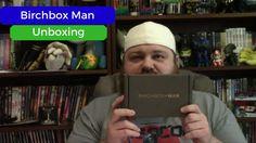 Birchbox Man Unboxing - July 2016 - Body Wash Samples