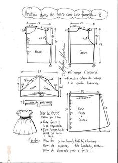 Baby Dress Sewing Pattern Tutorials 18 Ideas For 2019