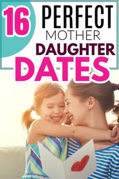 This is a great list of things to do on a mommy daughter day out. Lots of fun activities for mommy and me date nights and adventures. Great for bonding with your child. Mommy And Me, Mom And Dad, Parenting Advice, Kids And Parenting, Sibling Relationships, Daughters Day, Mummy Bloggers, Raising Boys, Summer Activities