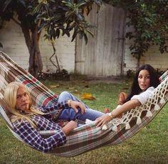 Gregg Allman & Cher