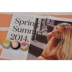 Cupcakes Delivered Spring/ Summer Mini Range 2014 Coming Soon! #cupcakes #spring #summer #australia #sydney #melbourne #brisbane #adelaide #perth #hobart #fashion #style #weekend #saturday #cupcakesdelivered
