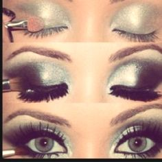 eye shadow is my favorite!