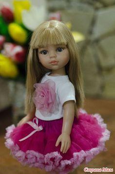 Юбочки к празднику! - Куклы Paola Reina и Nicoleta - Страна Мам