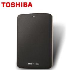 "TOSHIBA 2TB External Hard Drive Disk CANVIO BASICS 2000GB Portable HDD 2000G HD USB 3.0 2.5"" SATA3"