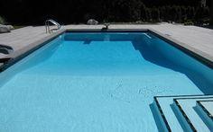 Beautiful serene pool.