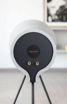 Estragon GmbH Design L242 Speaker: http://www.vonschloo.com/