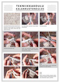 Kalanruotopipo Novita Nalle | Novita knits