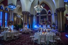 Wedding Reception at the Boca Raton Resort & Club. Planner: Myrna Swire, It's Your Party Events