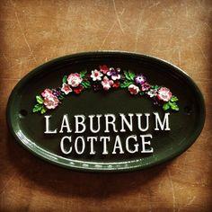 19 best cottage signs images on pinterest cottage names cottage rh pinterest com