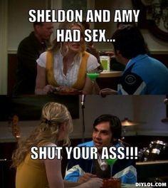 Big Bang Theory lol!