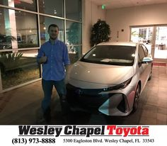 Congratulations Rodney On Your #Mazda #Mazda3 From Glenn Deller At Wesley  Chapel Toyota! Https://deliverymaxx.com/DealerReviews.aspx?