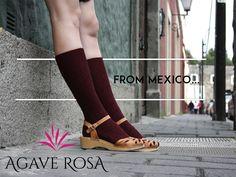 Visita: www.agaverosa.com