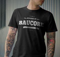 Das neue Promo-Shirt für Herren von Baucore http://www.baucore.com/zunftkleidung/zunfthosen/