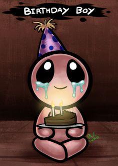 Happy Birthday, Isaac
