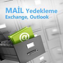 mail yedekleme, exchange, outlook yedekleme