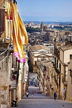 Caltegirone, Sicilia, Italia