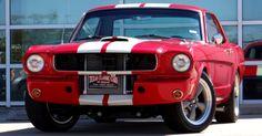 Beautiful Custom Built 1966 Ford Mustang 302