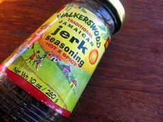 The BEST jerk seasoning to use on chicken, pork, fish/seafood or veggies!