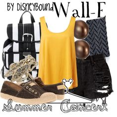 """""""Wall-e"""" by lalakay on Polyvore"""