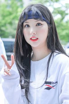 Gfriend-Eunha 180508 Pretty Asian, Beautiful Asian Girls, Cute Korean Girl, Korean Girl Groups, Jung Eun Bi, G Friend, Cute Beauty, Korean Celebrities, Girls Makeup
