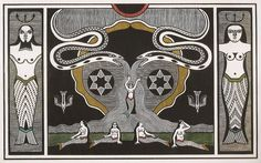 Gilvan Samico - A criação das sereias
