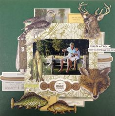 The Anna Griffin For the Boys Die Cuts kit includes a whopping 396 die cut pieces for every sports enthusiast, animal lover or Mr. Fix It in your life. You'll also find the perfect sentiments inside to match for birthdays, Father's Day or just wishing him good luck.