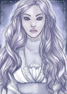Lady Anahid by Ryarenpaw