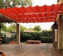 Sonnenschutz Terrasse- Unterschätzen Sie die Hitze lieber nicht!