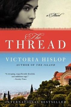 The Thread by Victoria Hislop. . Absolutely the best kind of sweeping story filled with real lives. Learned something about Greece and World War II. Am enjoying this book greatly!