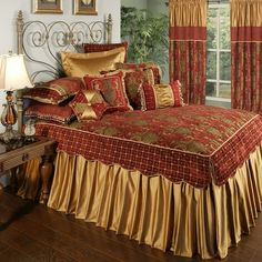 Austin Horn Montecito Royale California King Bedspread - The Home Decorating Company has the Best Sales & Prices on the Austin Horn Montecito Royale California King Bedspread Bedroom Bed, Bedroom Decor, Bedroom Ideas, Daybed Covers, Bedroom Turquoise, California King Bedding, Luxury Bedding, Modern Bedding, Comforter Sets