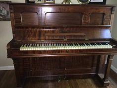 Knabe upright piano from early 1900's