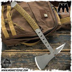 Mummert Knives Titanium MTT-S Tomahawk w/Spike