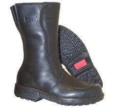 ROSSI - 802 SENORA Ladies Waterproof Motorcycle Boots