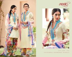 39f28ae897 Indian Bollywood Ethnic Designer Punjabi Salwar Kameez Suit Tradition Dress  H2 #OdInParis