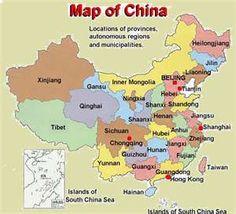China Maps,China Maps Guide,China