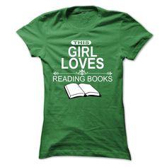 This Girl Loves Book - T-Shirt, Hoodie, Sweatshirt