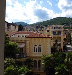 Croatia - Opatija/View from the Hotel